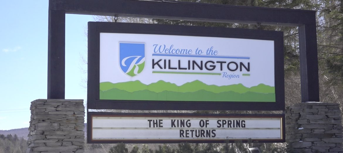 Killington Sign
